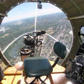 Memphis-Belle-nose-view