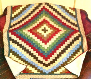 Skene Manor Quilt