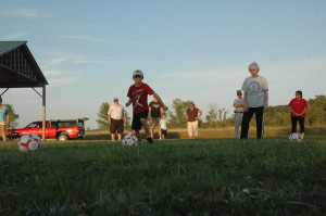 Sports Soccer Shoot 036