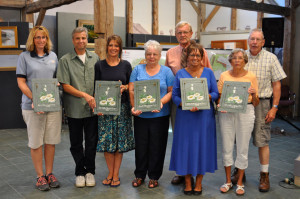Garden Club holds Beautification Awards