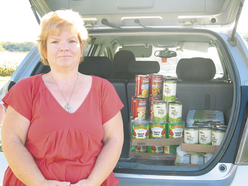 New Whitehall Food Pantry Director Seeks New Food Sources