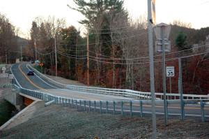 Truthville bridge reopens