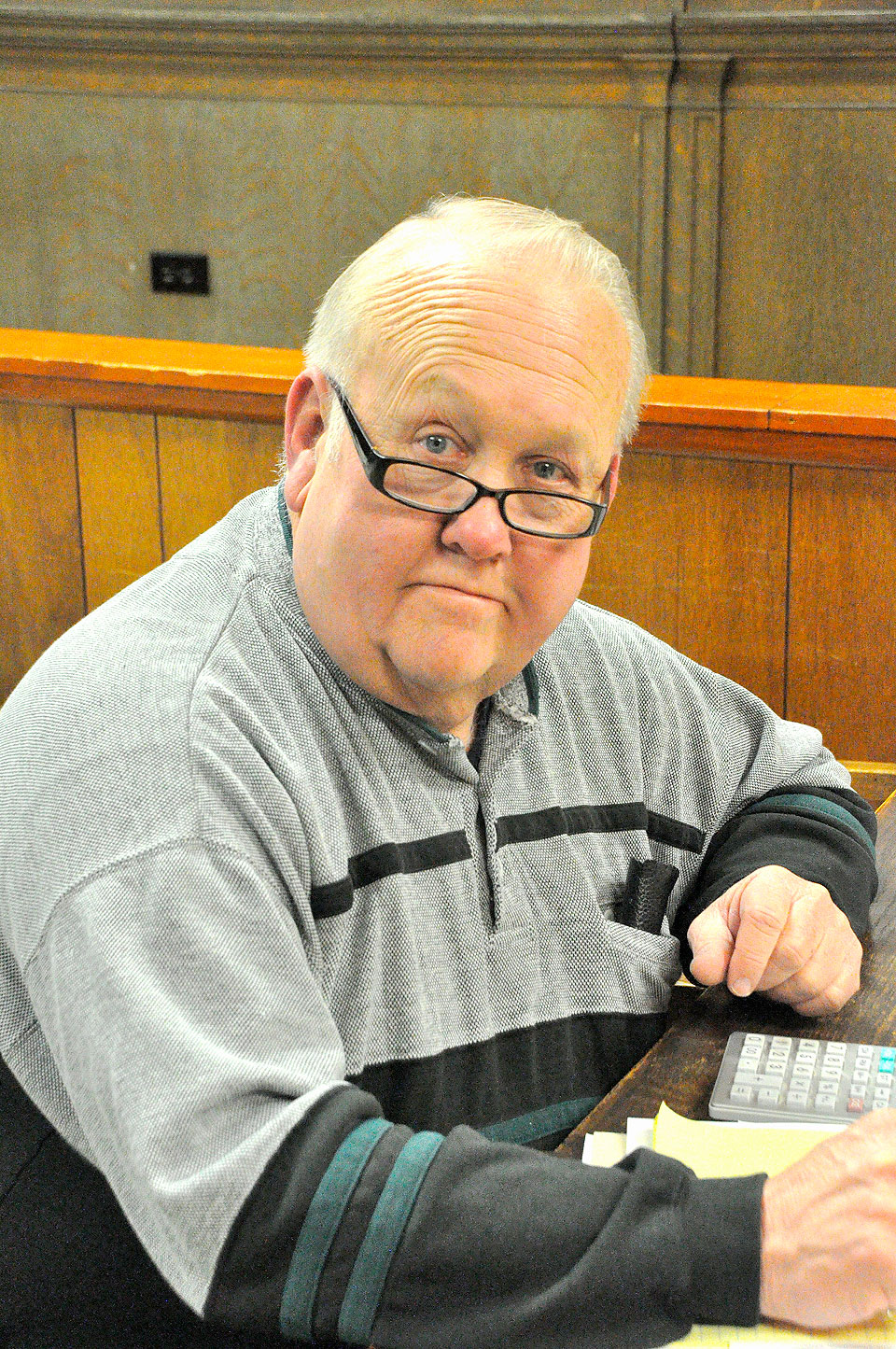 Tanner retiring, Towne appointed as highway super