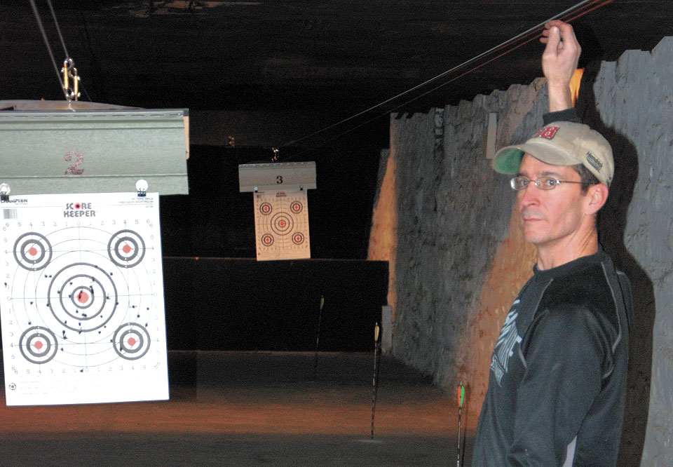 New gun range most recent improvement to former Whitehall Armory