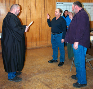 Whitehall Town Board passes more than a dozen resolutions at organizational meeting