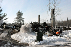 No cause for fatal fire in North Granville