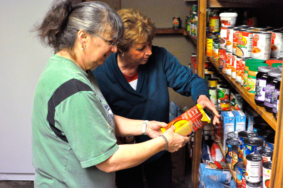 Food shelf seeks assistance