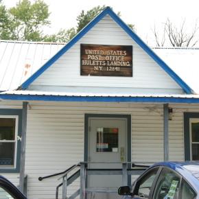 Huletts Landing Post Office