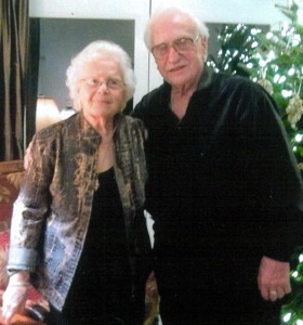 Whitehall couple, nearly seven decades together