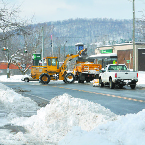 Highway depts endure busy year