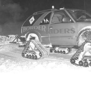Snowmobile groomer (1)