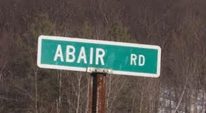 AbairRoad