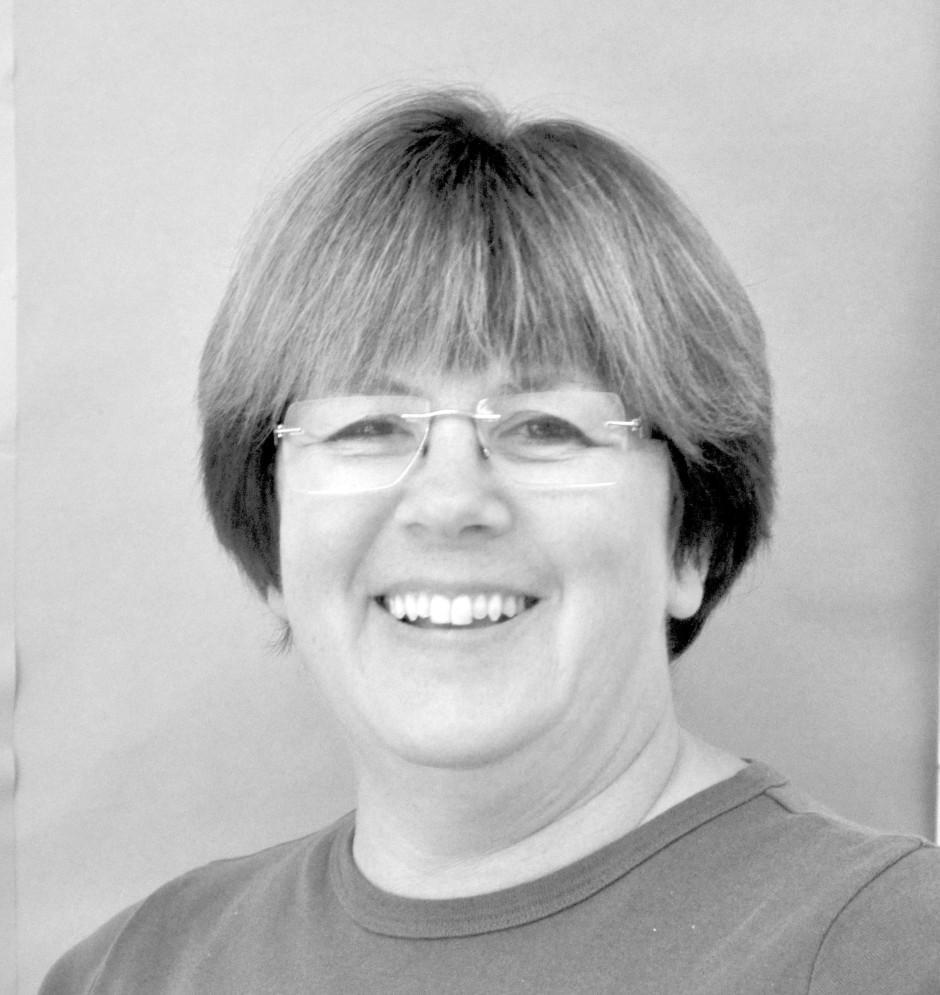 Jane O'Shea BW