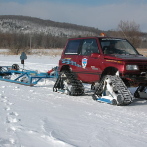 Snowmobile club 1