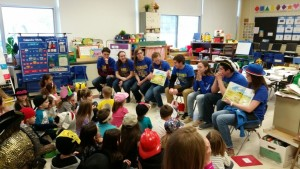 Granville students celebrate agricultural literacy