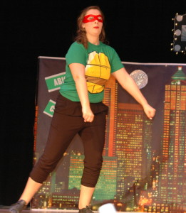 Courtney Rozell dances to Shell Shock by Wiz Khalifa