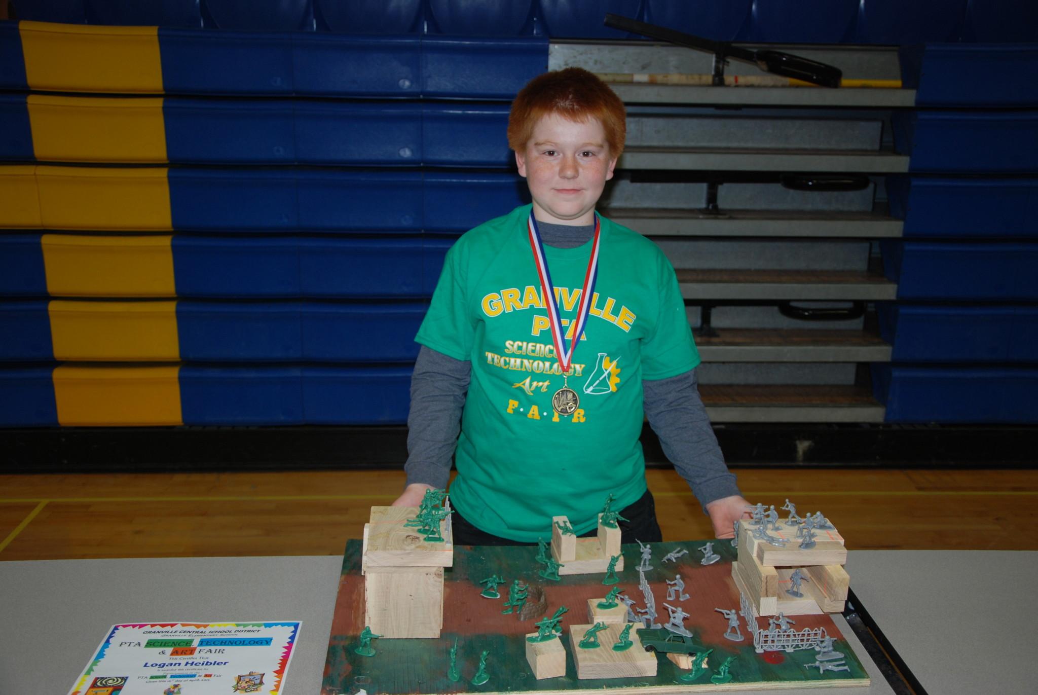 Granville Science Fair a hit