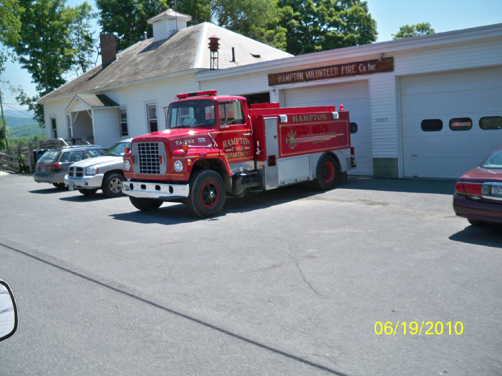 Hampton firehouse