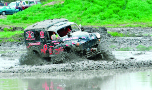 Petition aimed at 'mud boggers'