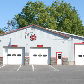 Granville Engine and Hose