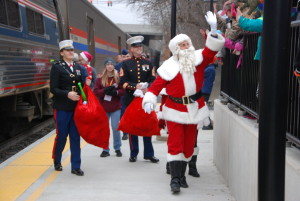 Toys for Tots helps 207 kids