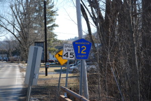 Speed limit reduction approved