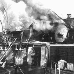 Herb Burkhard Fire 1  1960