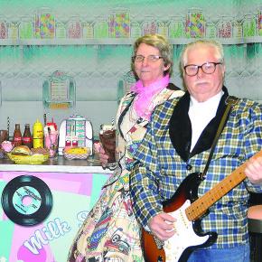 Skeeter and Nancy Morse 50s doo-wop