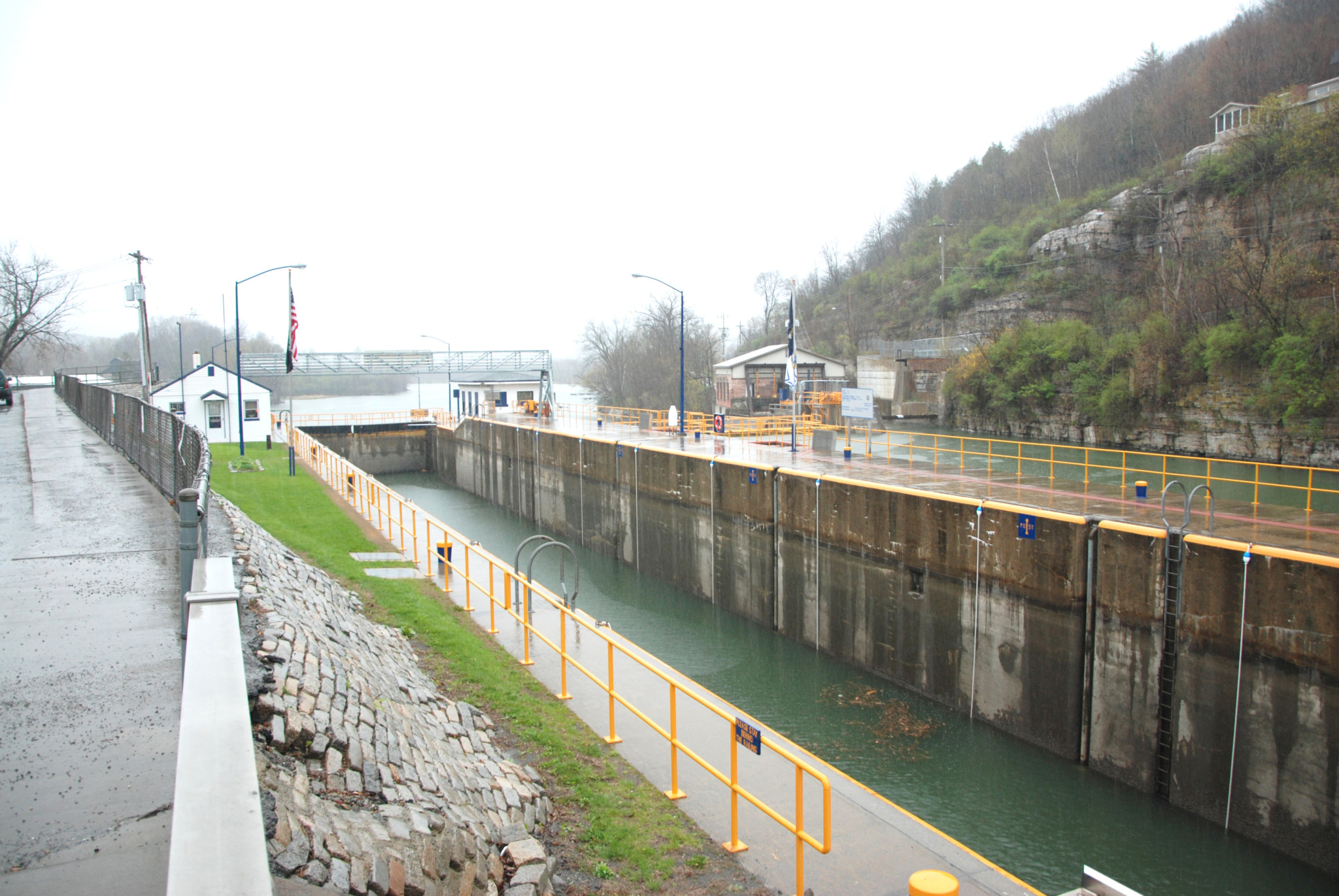 Canal to open – but not here, Lock 12 shut down till August