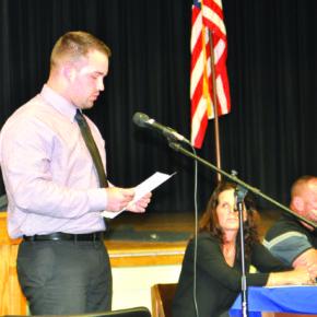 School Board 3-Walter Foster