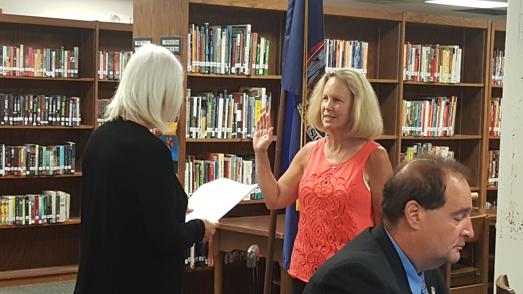Hicks tasked with reuniting school board