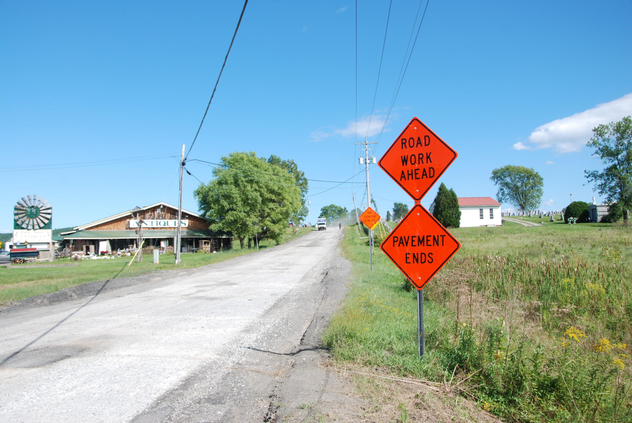 Routes 18, 21 will be 'much better' when done