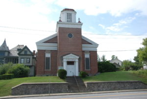 Old church closes doors