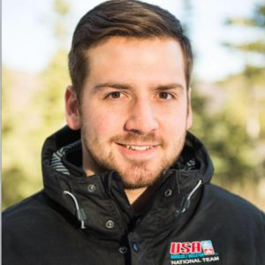 Bobsledder awaits word of his selection to team