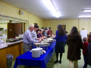 Church offers help during holidays