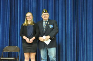 Granville wins first, second in oratorical contest