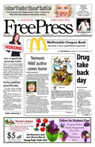 Lakes Region Freepress – 04/28/17