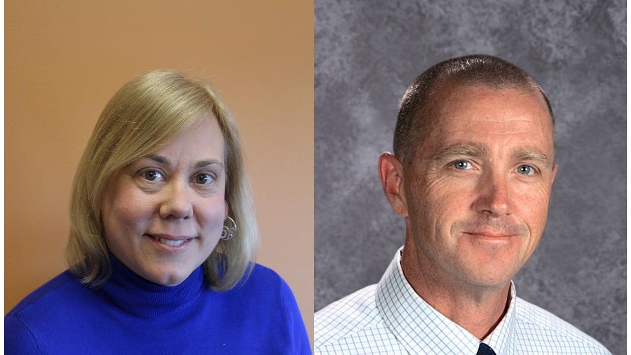 Finalists selected for school leader