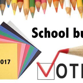 school budget vote