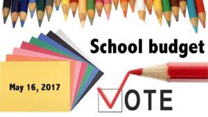 School budget votes May 16