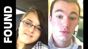 Runaways 'in love' found, facing charges