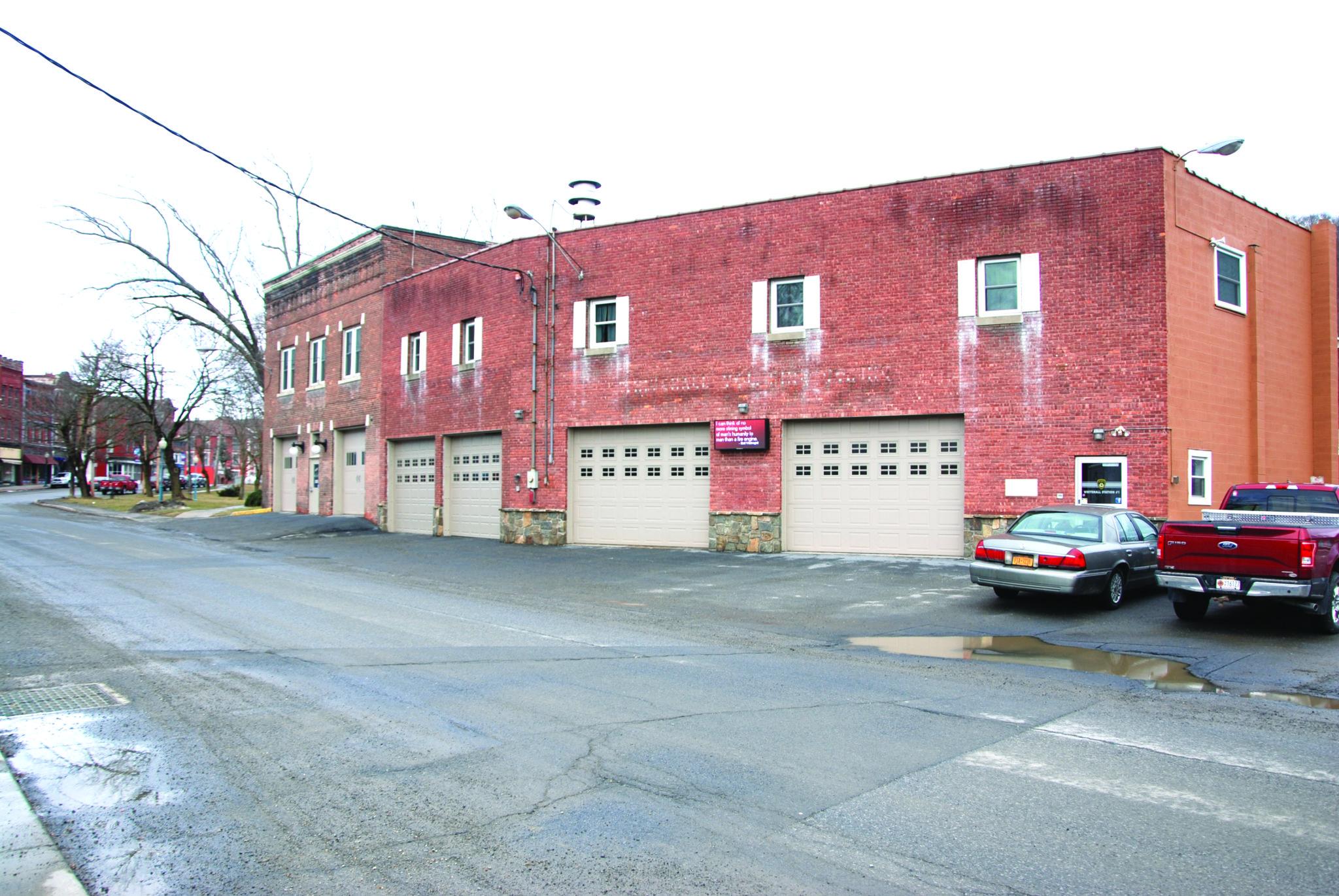 Town, village, firemen discuss joint fire district