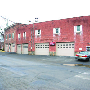 The Whitehall Volunteer Fire Co. owns the Skenesborough Drive firehouse but the village owns the property its built on.