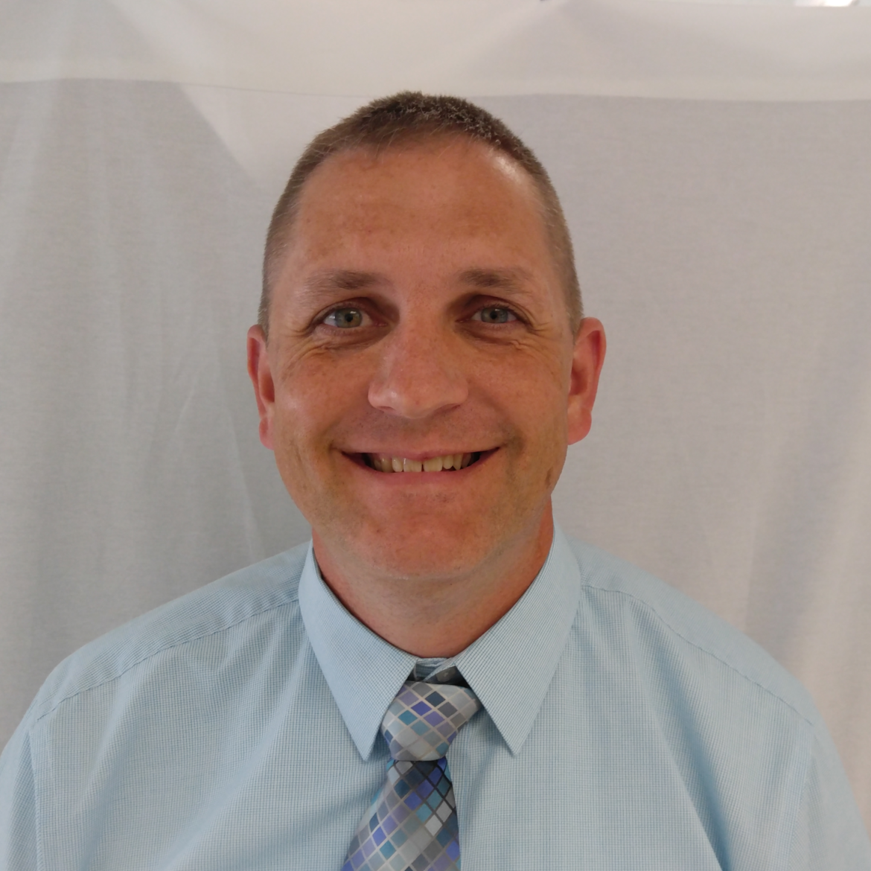 High school principal Jeff Keller