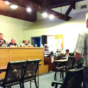 Granville village board public comment