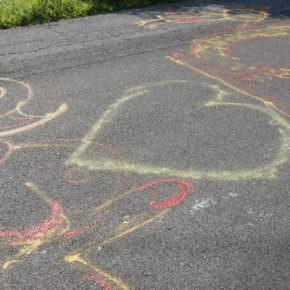 Buckley Avenue graffiti