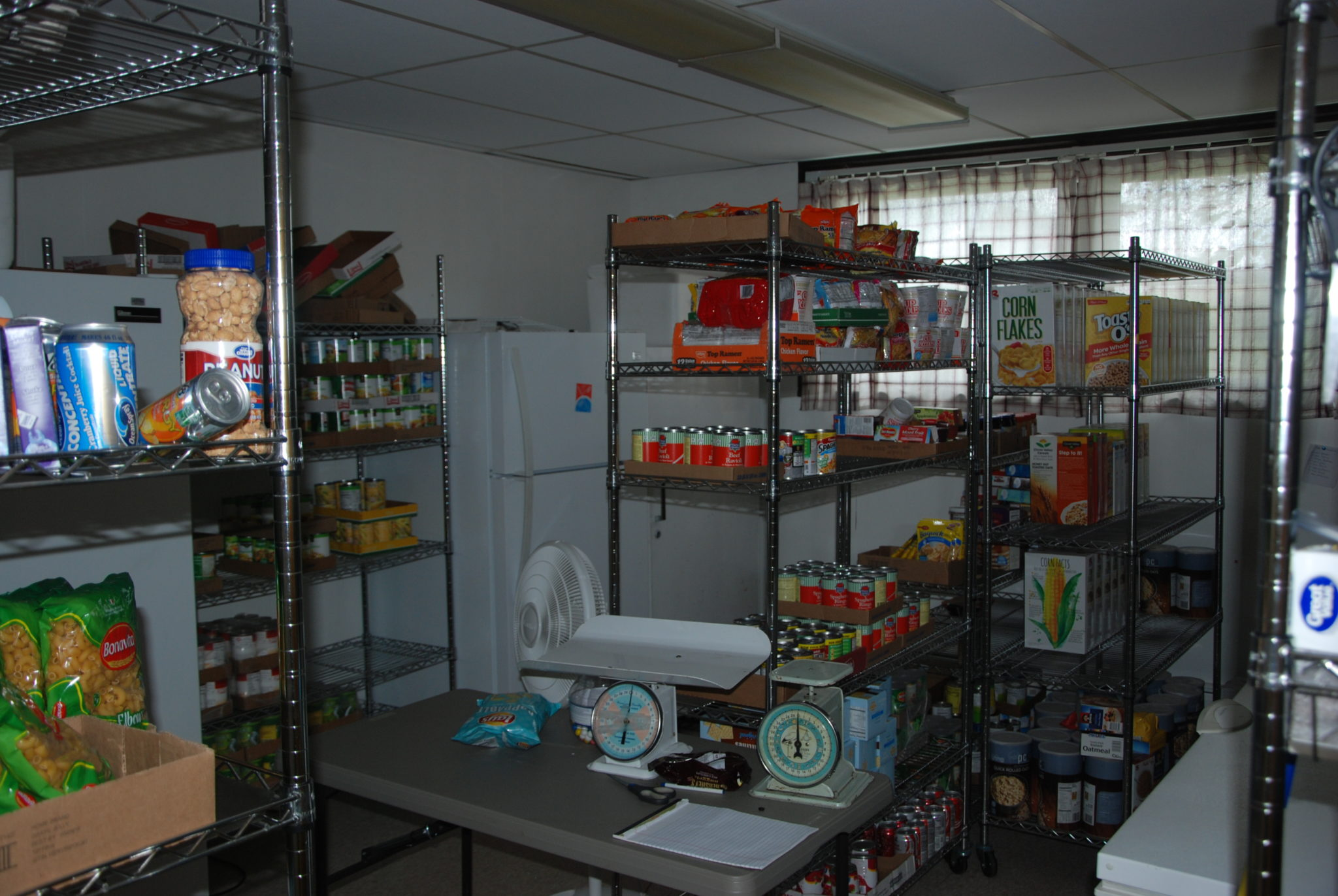 Food pantry faces eviction