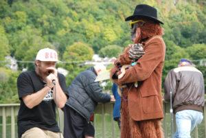 Sasquatch calling festival Saturday