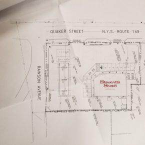 Stewart's Shops Quaker Street Granville