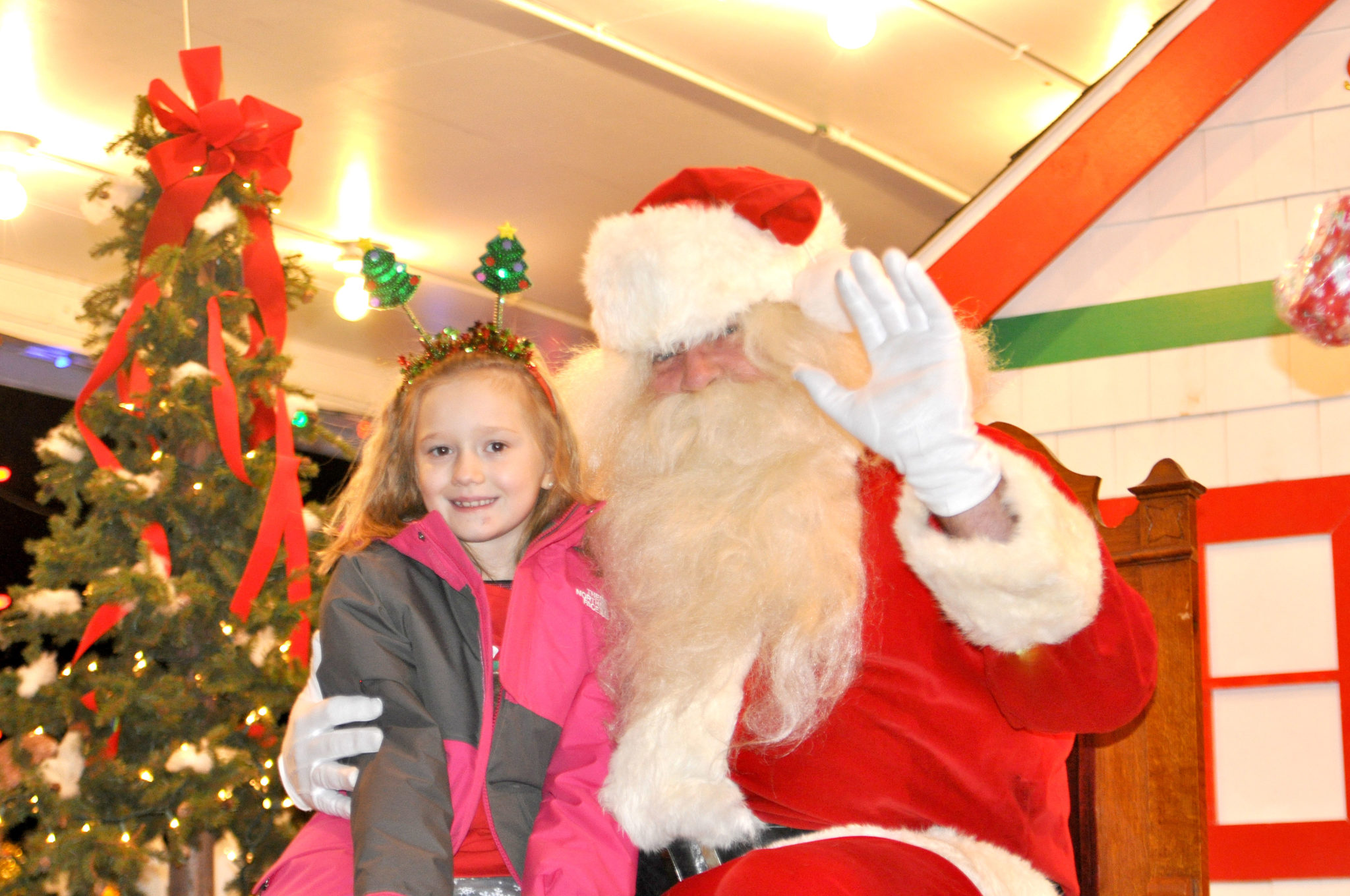 Santa Sightings: Area holiday events on tap